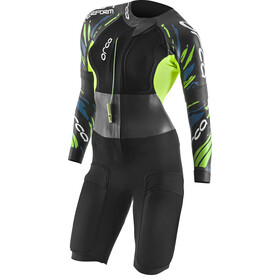 ORCA Perform Swimrun Wetsuit Women, black